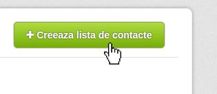creeaza lista contacte