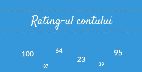 Rating-ul contului Sendmachine